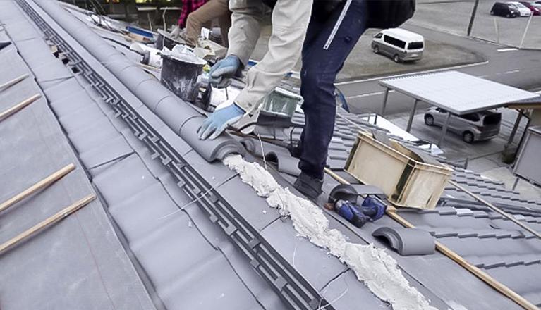 屋根修理 アウルウイング